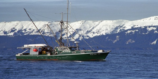 Alaskan Fishing Vessel