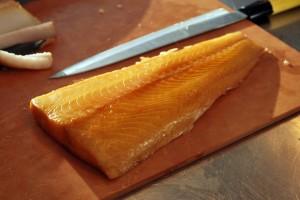 Smoked Sablefish